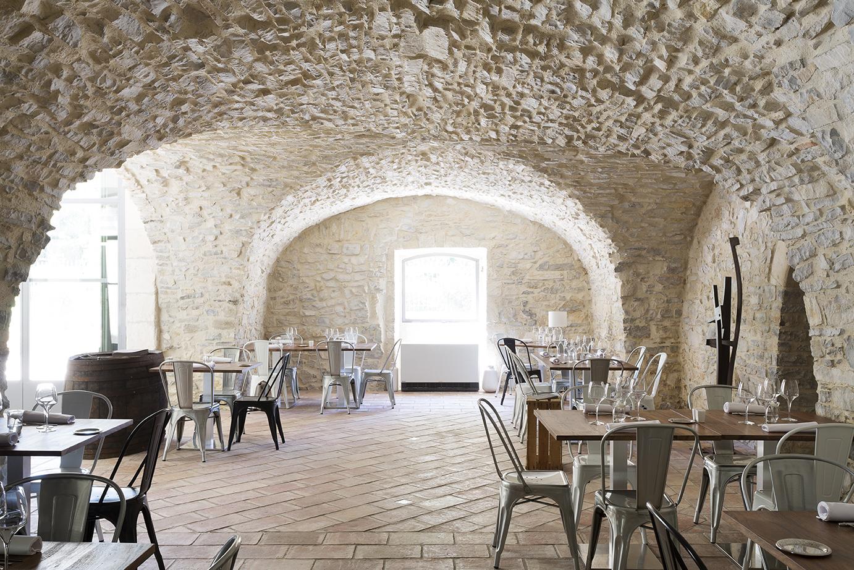 Mas Merlet Nîmes C+D Architectes Photo Marie-Caroline Lucat Mai 2015