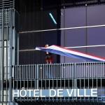 Inauguration Hôtel de Ville Montpellier