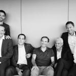 Portrait de groupes des associés et collaborateurs de GGL