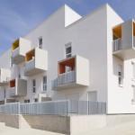 Façade de la résidence Le Kaora à Montpellier