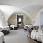 Salle de restaurant gastronomique Le Mas de Boudan Jérôme Nutile à Nîmes