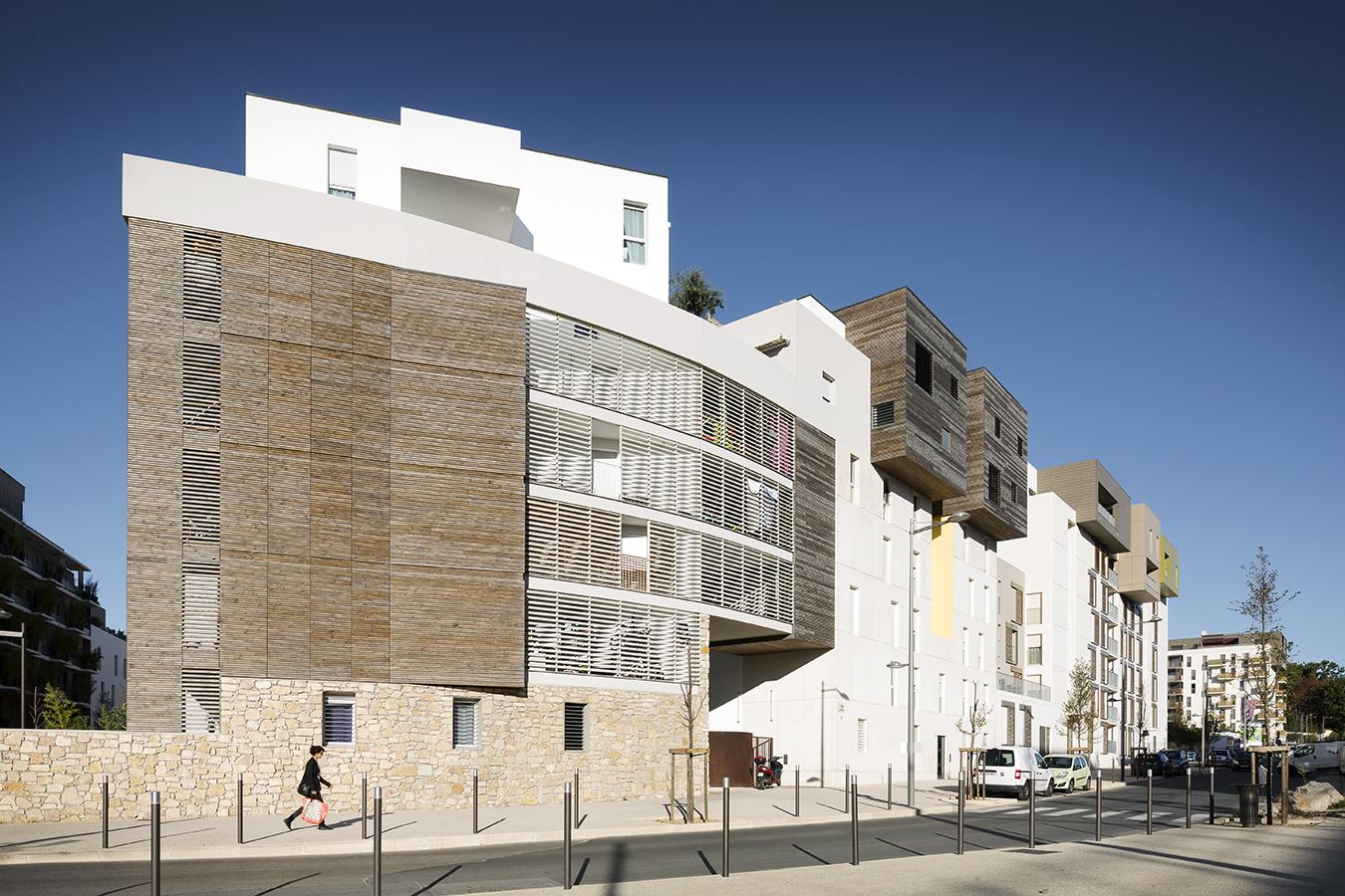 Résidence MArcel Proust Grisettes Montpellier
