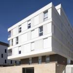 Façade de la Résidence Alyzéa Montpellier