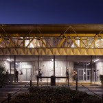 extension université paul valery façade