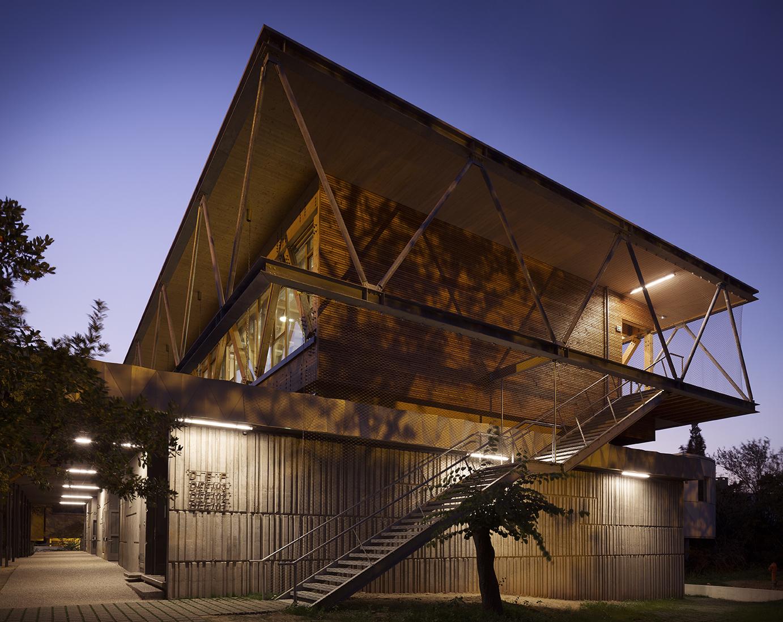 BEVA Architectes Extension Université Paul Valéry