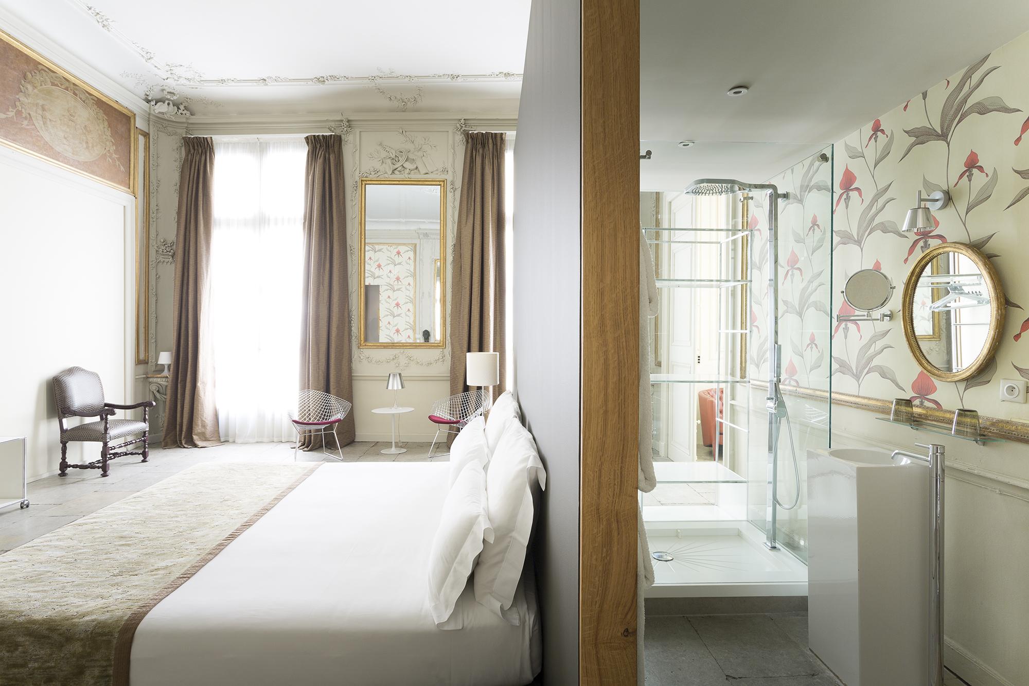 boutique hotel baudon de mauny montpellier