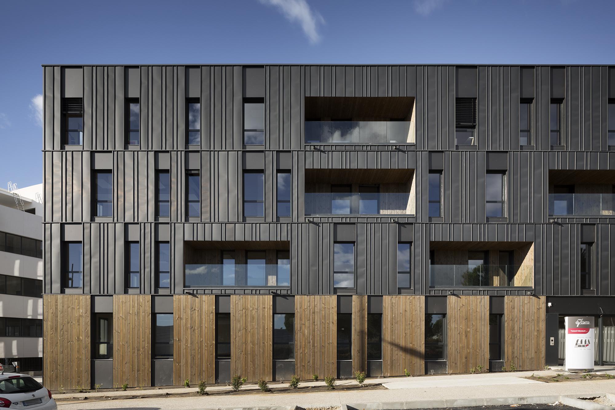 A+Architecture Nexity Ywood