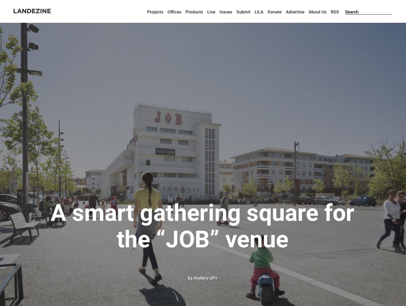 Place Job Toulouse